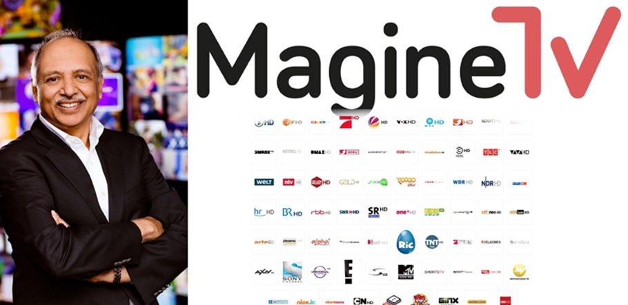 Magine TV Deutschland wird als eigenständiges Unternehmen flügge