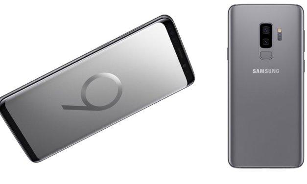 """Farbton """"Titanium Gray"""" Indiz für mehr Speicherkapazität der Samsung Smartphones"""