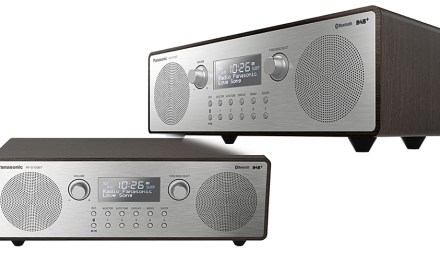 High-Tech Digitalradio im Retro-Design der 1960er Jahre