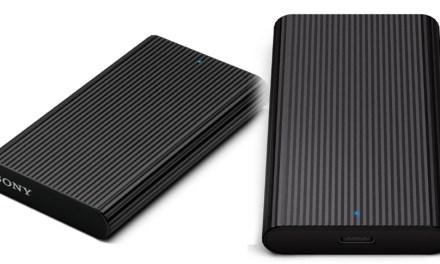 Sony SSDs: Kleiner als Kreditkarten und ultraschnell verbunden