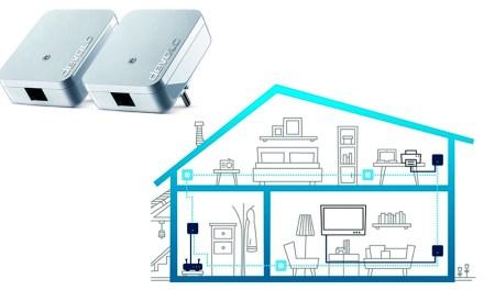 Alternative zum Aufstemmen von Wänden: Adapter einstecken!