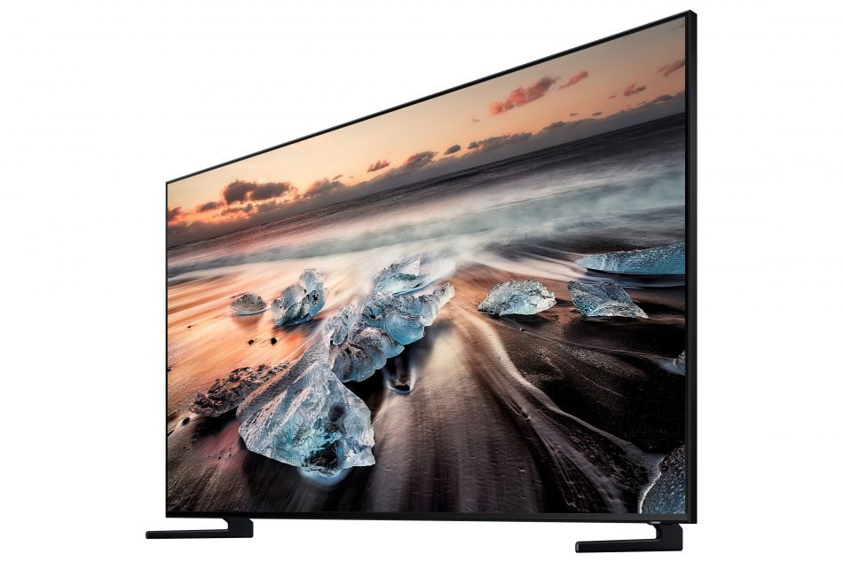 Samsung Q900FN: 8K-QLED-TV mit 85 Zoll zur IFA 2018 vorgestellt