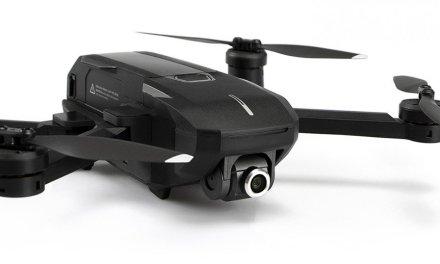 Yuneec Mantis Q: Neue 4K-Drohne mit Sprachsteuerung