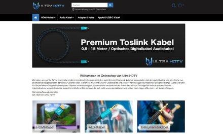 Ultra HDTV startet eigenen 4K-Heimkino-Shop