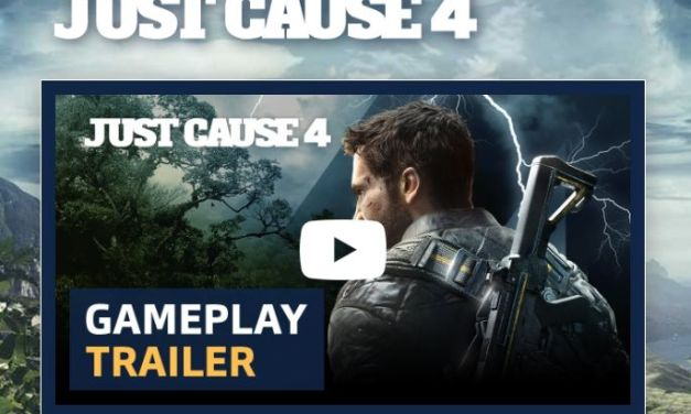 Just Cause 4: Neuer 4K-Trailer im Widescreen-Format