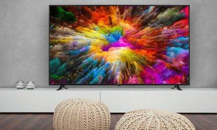 Medion Life X17528: 75 Zoll großer 4K-TV für 1.499 Euro im Aldi-Sonderangebot