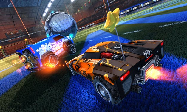 Microsoft Xbox One X: Rocket League bekommt 4K-Update mit 60 fps