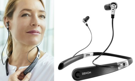 Denon setzt Kunden neuen Kopfhörer in den Nacken