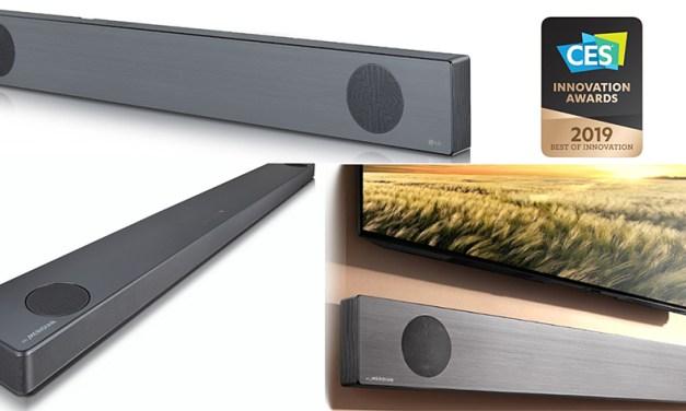 LG verspricht neue Dimensionen: Soundbars mit Meridian-Technik