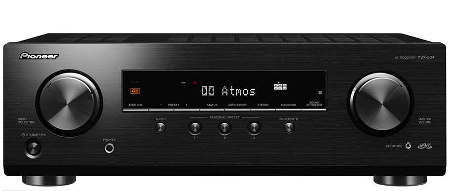Onkyo & Pioneer-Corporation verwöhnt Dolby Atmos-Einsteiger