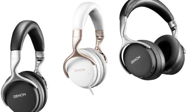 Denons neue Kopfhörer-Baureihe: Viel Aufwand für wenig Störung