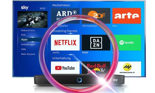 """Sky Q: """"Schlag auf Schlag weiter"""" Premium-Entertainment im Fokus"""