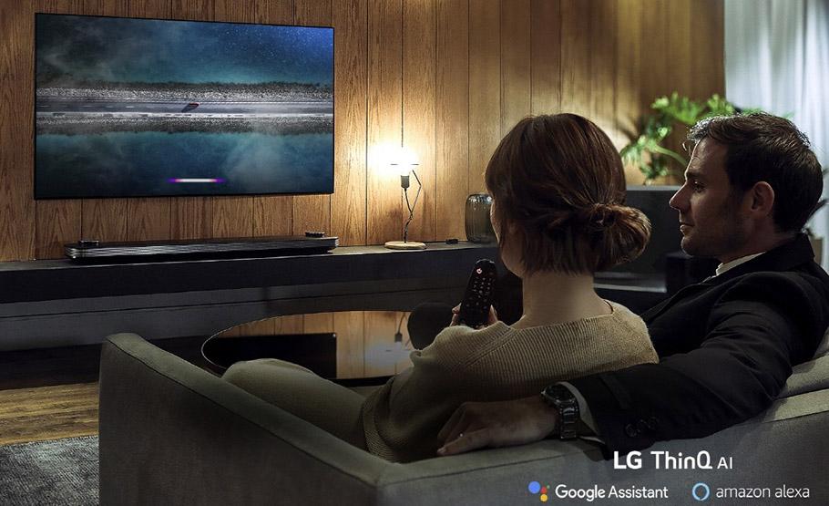 Ein ganz besonderer Jahrgang: Intelligente OLED TVs von LG!