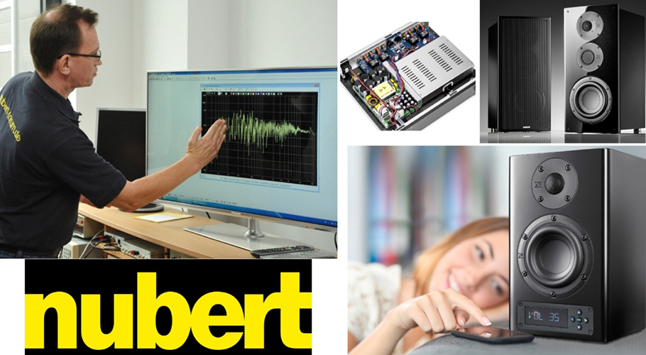 Nuberts nuRepower-Schaltung recycelt Alltags-Lärm perfekt!