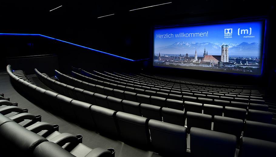Größter Bierauschank der Welt jetzt erstes deutsches Dolby-Kino