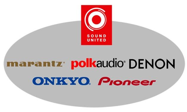 Sound United wird wieder Mutti: Kinder heißen Onkyo und Pioneer
