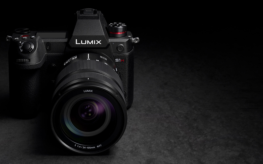 Lumix S1H setzt neue Grenzen: 6K-Videos sind keine Hexerei!