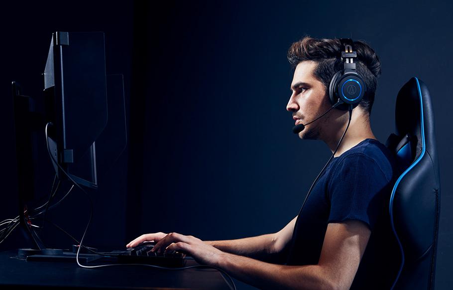 Headsets von Audio-Technica sind ruckzuck auch mobile Kopfhörer