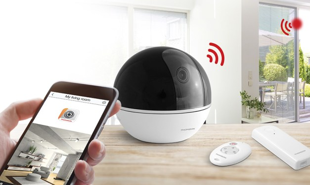 Raffinierte Kameras überwachen die eigenen vier Wände gründlich