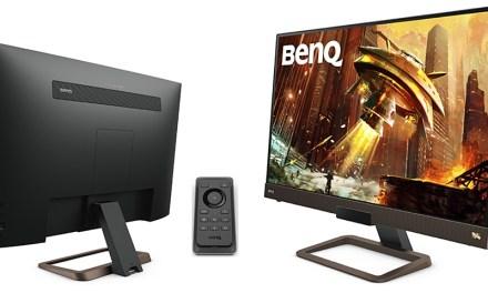 Viel Vorschuss-Lorbeer von BenQ für den neuesten Gaming-Monitor