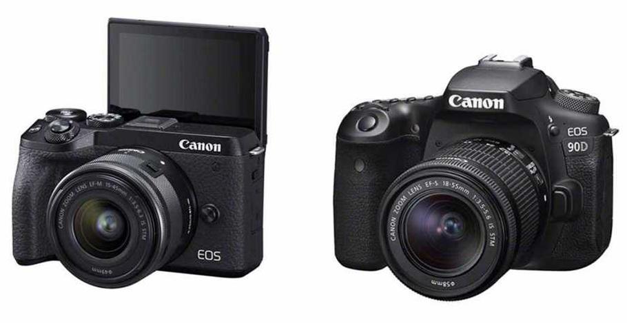 Mit oder ohne Spiegel: Canons neue Tools für Fotos und Videos