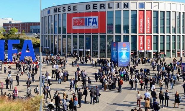 Neue Rekorde in der IFA-Bilanz spiegeln Erfolg der Messe wider