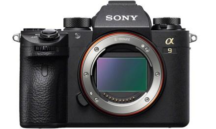 Besitzer einer Sony Alpha 9 steht kostenloses Update zur Verfügung