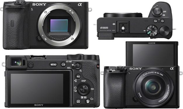 "Sony APS-C Kameras adaptieren Elektronik von ""Vollformatern"""