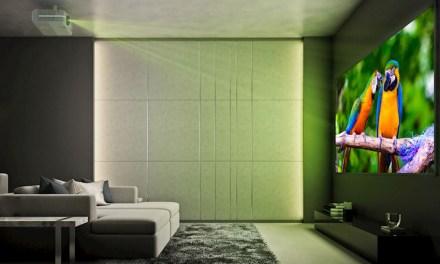 Hell, schnell, scharf und räumlich: Optomas neuester 4K-Projektor!