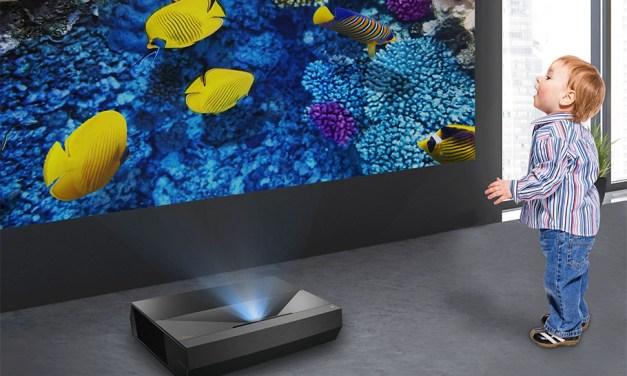 4K-Beamer, Player und Soundbar: Optoma siegt auf kurzer Distanz