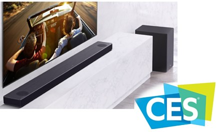 "Technik von Meridian Audio ""pimpt"" neue LG-Soundbars"