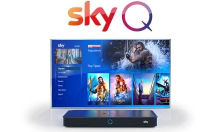 Sky will Kundschaft verwöhnen: Kino-Premiere und Sport Best-Ofs
