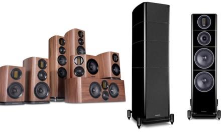 Wharfedale-Lautsprecher für Audiophile und Heimkino-Freaks