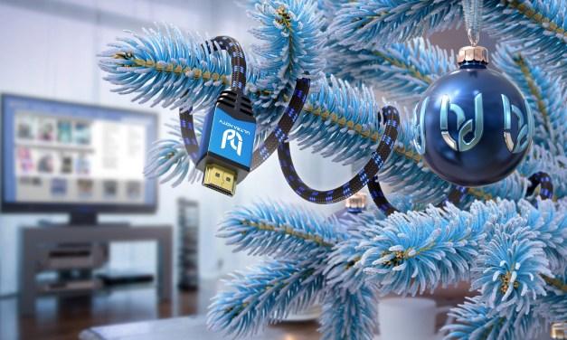 XMAS Deals: 20% Rabatt auf unser HDMI 2.0 Kabel am Dienstag 17.12.19