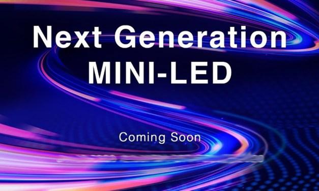 """Zehntausende Mini-LEDs sind """"Geheimrezept"""" der Chinesen"""