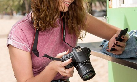 "Canon startet kostenlosen Service ""image.canon"" Anfang April"