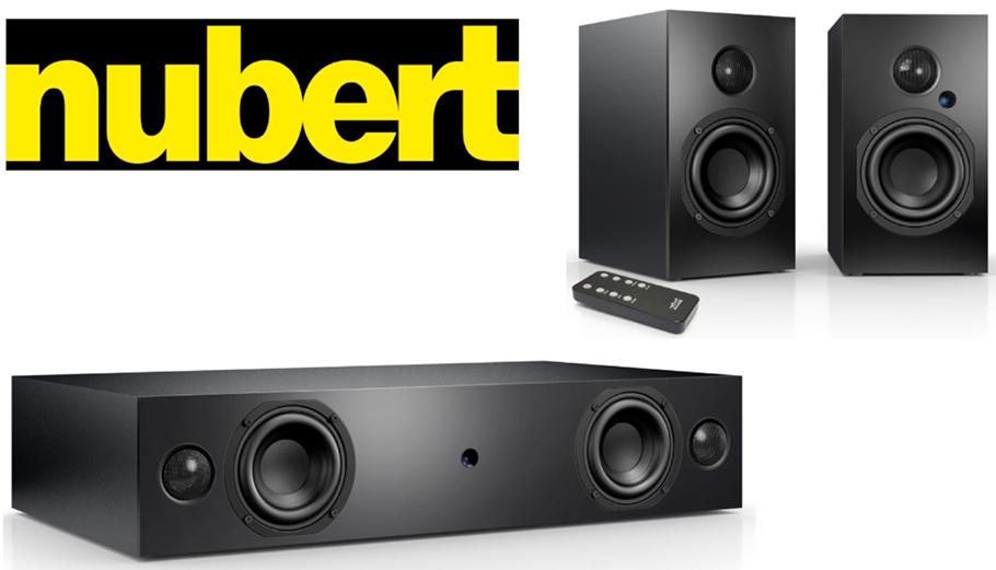 """Nubert Soundbar und Soundpaar jetzt in Schwarz und als """"nuTipp"""""""