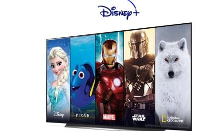 Disney+ jetzt in LG- und Sony-Fernsehern direkt am Start: