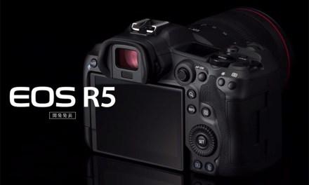 Canons neue EOS R5 wird mit 8K-Aufzeichnung auftrumpfen