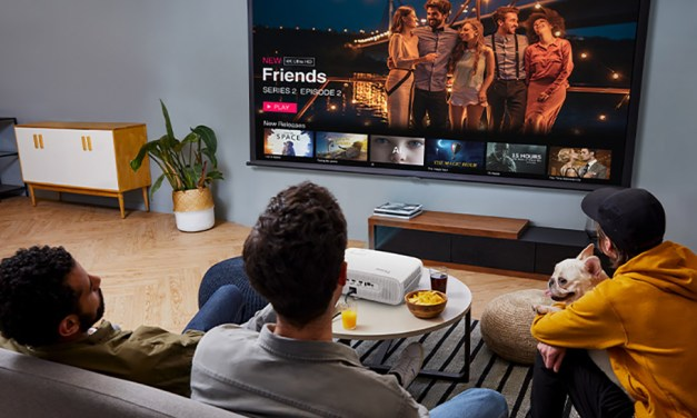 Großes Kino zum kleinen Preis: BenQs neuer 4K-DLP-Beamer