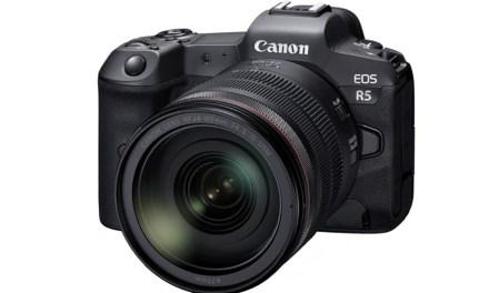 Canon EOS R5: 8K-Funktion nur als Marketing