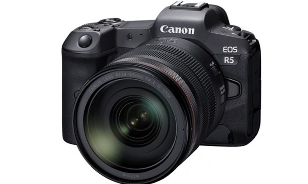 Canon EOS R5: 8K-Funktion nur als Marketing