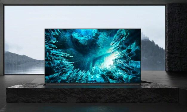 Nicht kleckern, sondern klotzen: Sonys neue 8K LED-Giganten