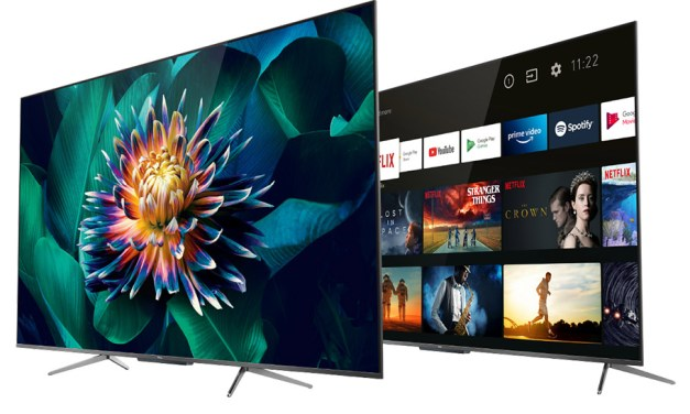 QLED-Fernseher: TCL geht mit zwei neuen Serien an den Start