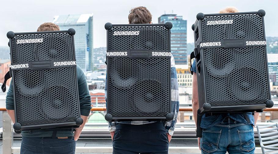 Donnergrollen aus Dänemark: Soundboks will die Lauteste sein