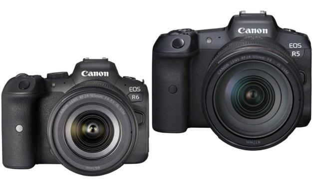 Superlative für zwei neue, spiegellose Canon EOS-Kameras
