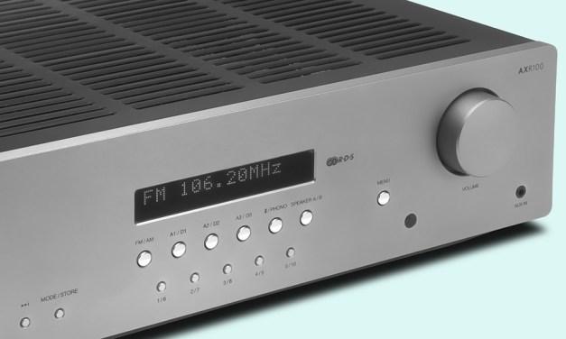 Cambridge Stereo-Receiver mit DAB+ und allem Pi-Pa-Po