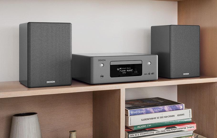 Zusätzlicher DAB+ Tuner für Lifestyle-Netzwerk-Musiksystem