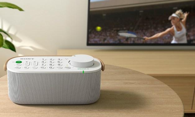Sonys TV-Lautsprecher, den Spritzer beim Kochen nicht stören