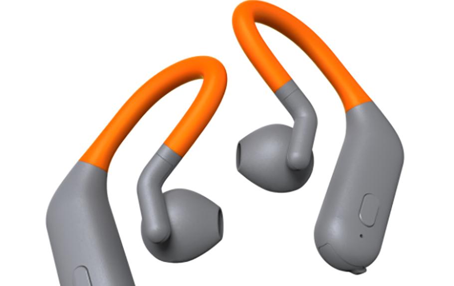 """Thomson setzt auf """"Ohrhaken"""": In-Ear-Headset ganz ohne Kabel"""